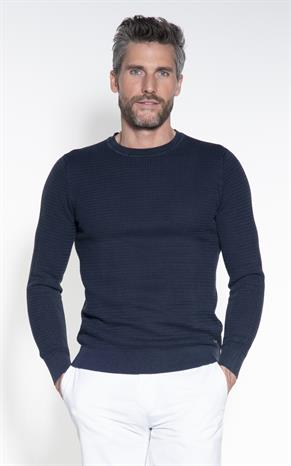 Campbell Classic Pullover O-hals