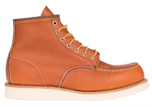 Red Wing Shoes 6-inch Classic Moc Oro Legacy