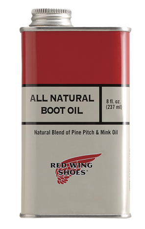 Red Wing Shoes All Natural Boot Oil