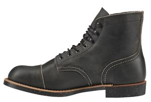 Red Wing Shoes Iron Ranger Charcoal R&T