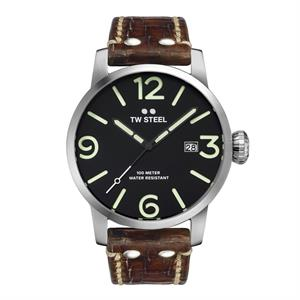 T.W. Steel Maverick 3-Hands Horloge